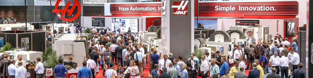 machine tools trade show