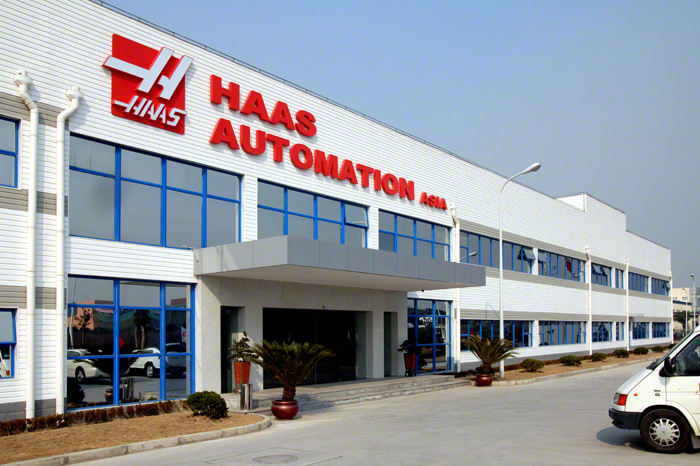 Haas Automation Picture